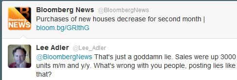Bloomberg Lies Again - Image