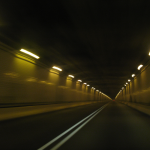 Pennsylvania Turnpike Dark At the End of the Tunnel