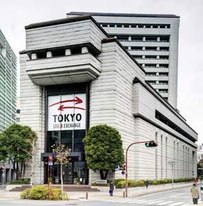 Tokyo-Stock-exchange